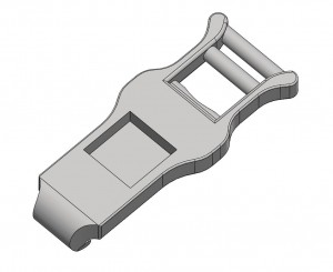 Magnetic Buckle