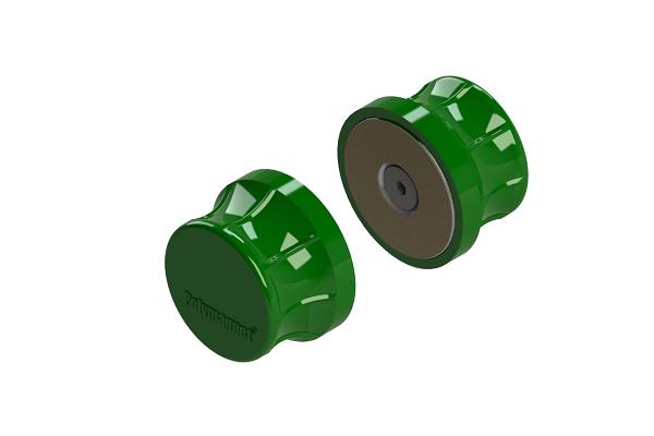Rotational Alignment Polymagnet Demo